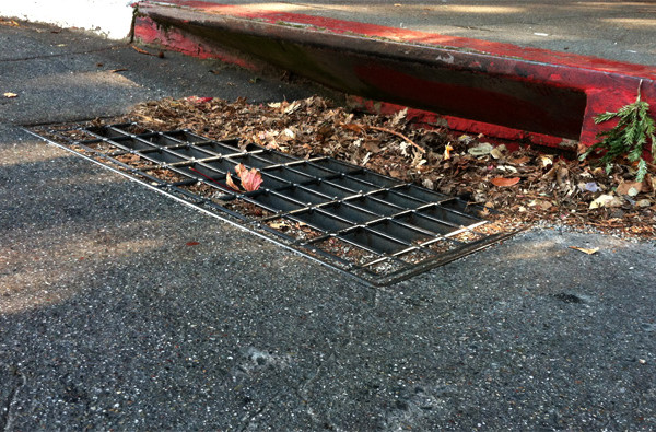 Sewers of Oakland