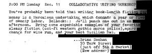Collaborative-writing-workshop