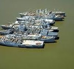 Commando Raid on the Naval Reserve Fleet